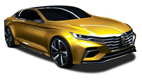 holden care roewe vision r yellow gold transparent png stickpng