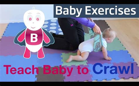 how to a to crawl 17 best images about baby crawling on activities piyo piyo and babies