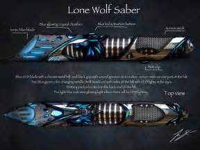 gray jedi lightsaber color lone wolf saber consept by joshsmithstudio on deviantart