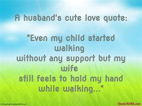 sms for husband in quotes about quotesgram