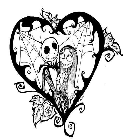 Coloring Pages Sally Nightmare Before Christmas Coloring Tim Burton S Nightmare Before Coloring Pages