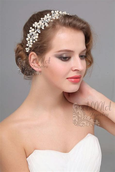 Wedding Hair Accessories Southton by Bridal Hair Accessories Wedding Headband Rhinestone