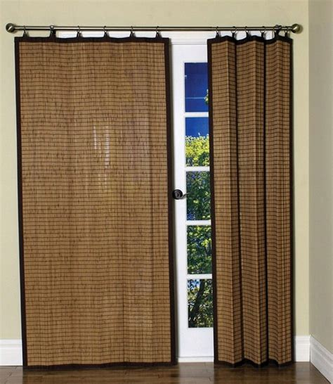 wood curtain wood door curtain design interior home decor