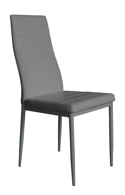 a chaise and four chaise tilia gris