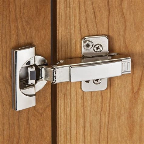 Blum Cabinet Door Hinges Blum 174 110 176 Soft Blumotion Clip Top Overlay Hinges For Frameless Cabinets Hinges Rockler