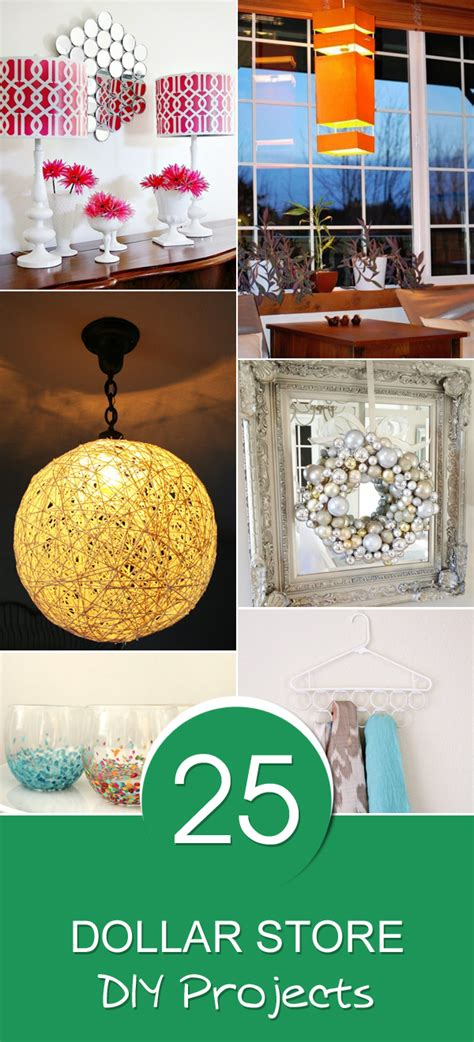 diy dollar store projects 25 awesome dollar store diy projects