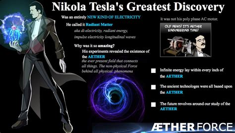 Tesla Explained Inventor Of 20th Century Of Scalar Energy