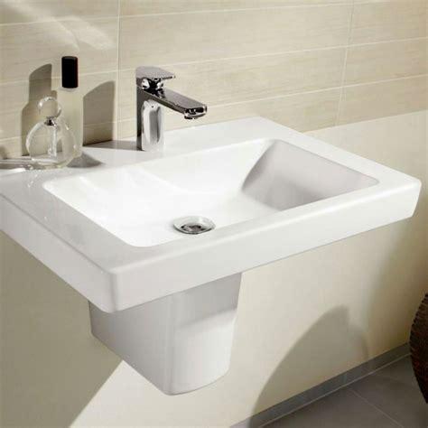 villeroy boch subway  square washbasin bathrooms