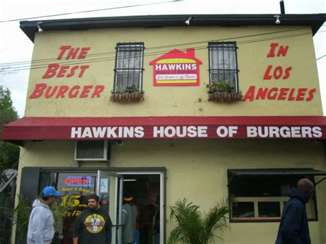 Hawkins House Of Burgers smolinski stop 3 hawkins house of burgers on