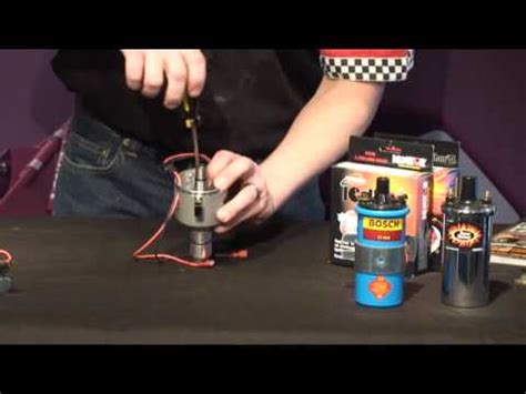 vw dune buggy pointless ignition install youtube