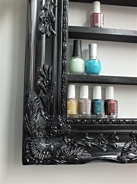 Vintage Wood Spice Rack Upcycled Picture Frames Unconventional Uses For Frames