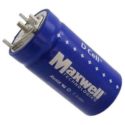 bcap0350 e270 t11 maxwell technologies inc capacitors digikey