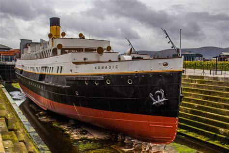 nomadic boat belfast belfast titanic ryan s adventures