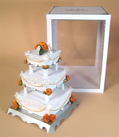 3 tier cake card template a4 card templates for 3 tier wedding cake display