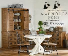 Hgtv Dining Room Table Decor Magnolia Home By Joanna Gaines House Of Hargrove