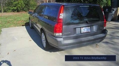 where to buy car manuals 2003 volvo v70 transmission control buy used volvo v70 t5 5 speed manual 2003 in lynchburg virginia united states