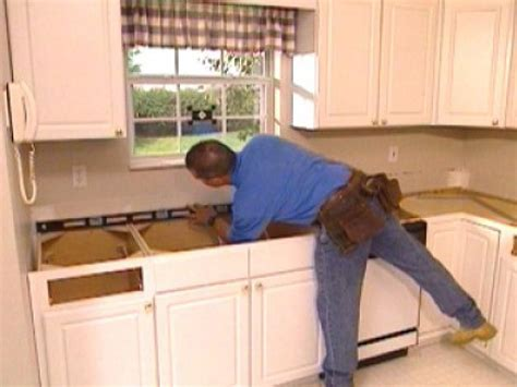 How To Install Kitchen Countertops How To Demolish A Kitchen Countertop And Install Backer Board How Tos Diy