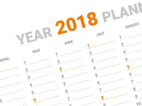 2018 calendar templates delli beriberi co