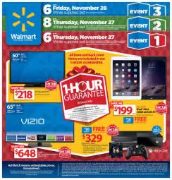 how to get best tv deals on black friday or cyber monday walmart black friday 2014 ad is here common sense with