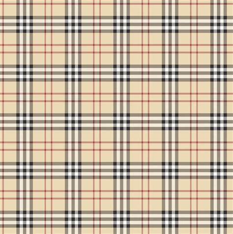 pattern check meaning burberry