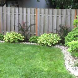Rocks For Garden Borders We Just Added River Rock Border Around The Yard Yard Gardens Simple And Garden