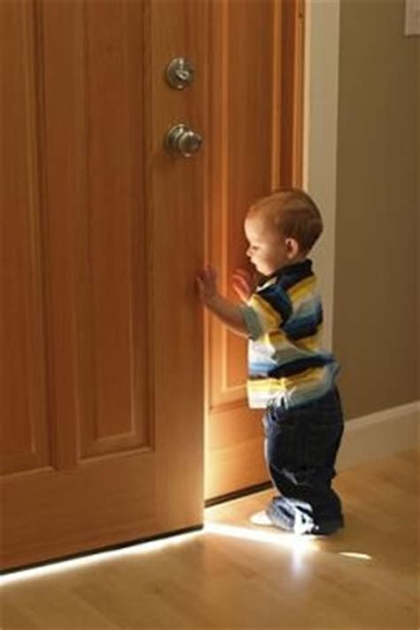 Child The Doors by Door And Window Alarm Alerts You Right Away