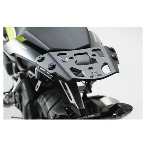 Sw Motech Alu Rack by Sw Motech Alu Rack Luggage Rack Honda Cb500f Cbr500r