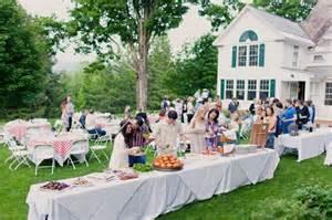 simple backyard wedding triyae simple backyard wedding decorations various