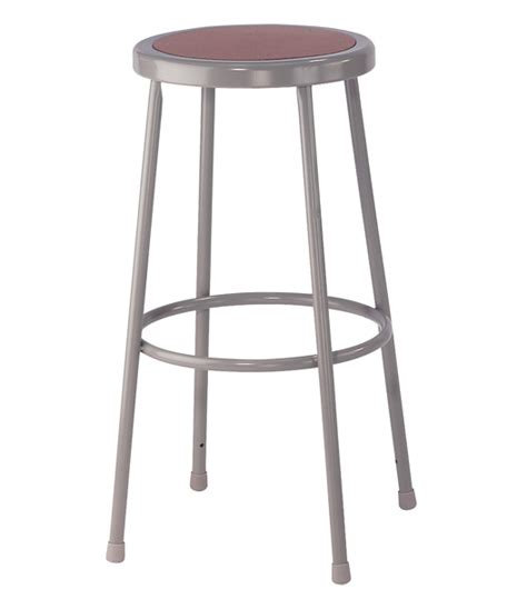 Heavy Stools by Fixed Height Heavy Duty Lab Shop Stools 18 Quot H Stool