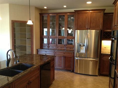matching wood floors to cabinets 22 stunning kitchens with tile floors page 3 of 5