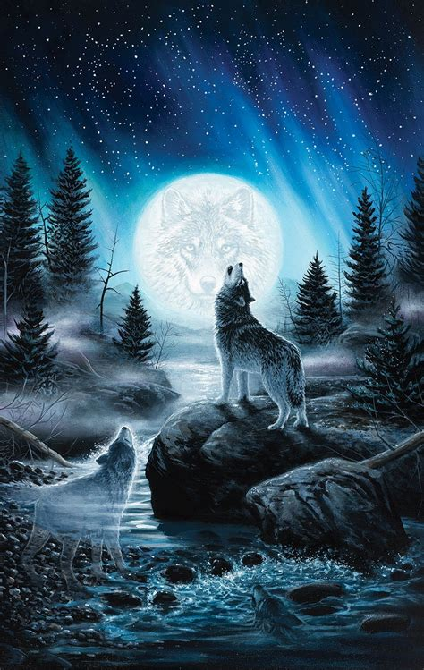 howling wolf wallpaper iphone iphonewallpapers wolf