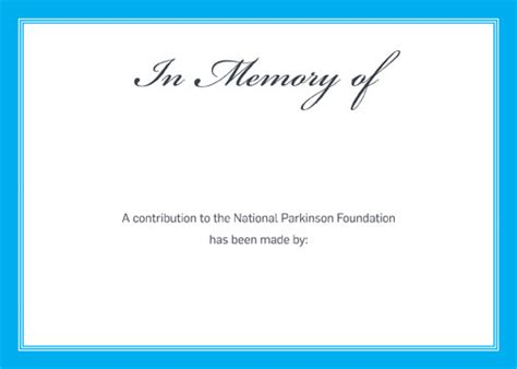 Fundraising Letter Parkinson S 18 Template For Memorial Donation Letters 9 Donation Letter Templates Free Sle Exle