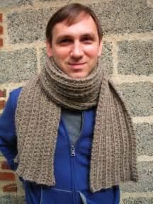 Timeless fashion free good knitting men s scarves pattern