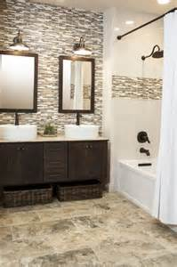 bathroom vanity tile ideas 25 best ideas about shower tile designs on