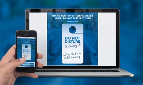 Wyndham Sweepstakes - wyndham hotel sweepstakes app case study cygnis media