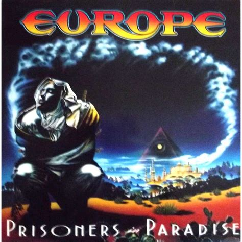 Cassette Europe Prisoners In Paradise prisoners in paradise by europe lp with vinyl59 ref 117881937