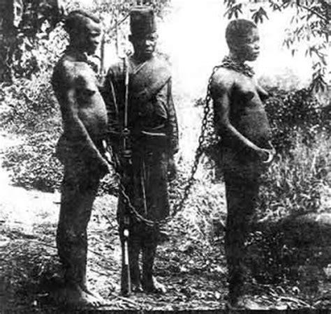 a walk through african literature....: african slavery