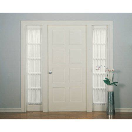 front door side panel curtains best 25 sidelight curtains ideas on door