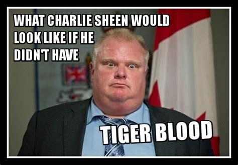 Charlie Sheen Meme - toronto mayor funny charlie sheen funny pinterest