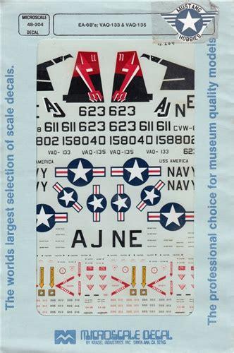 Ea Cutting Sticker Decal Code An Bd003 Bird Burung superscale int 1 48 ea 6b s vaq 133 vaq 135