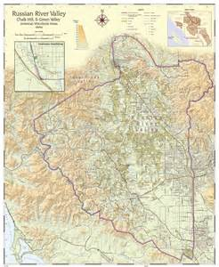 russian river valley california map boundary rrvw