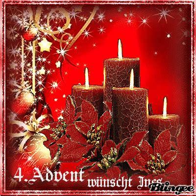 Schönen Advent Bilder by Sch 246 Nen 4 Advent Picture 119641587 Blingee