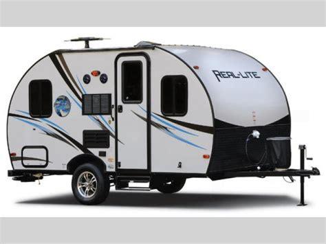 Real Lite Mini Travel Trailer   RV Sales   9 Floorplans