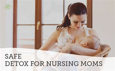 Safe Detox For Nursing real nutritious living your integrated path to optimal