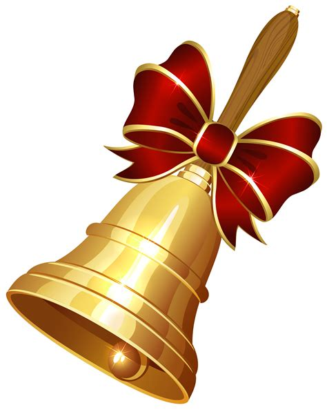 christmas bell png transparent images png all
