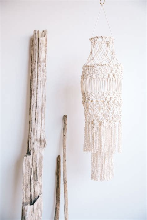 Modern Macrame - foxtail moss mad for macrame with modern macrame