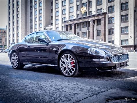 Maserati Gt Coupe by Maserati 4300 Gt Coupe Pictures Information And Specs