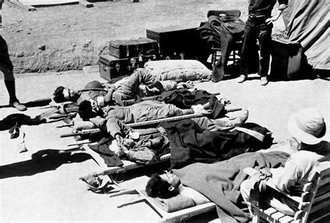 Bataan March Photos From World War Ii Business Insider