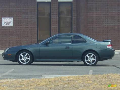 1997 Honda Prelude Type Sh by 1997 Eucalyptus Green Pearl Honda Prelude Type Sh