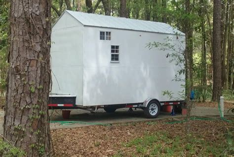 tiny house trailer for sale cargo trailer tiny house conversion for sale in miami fl